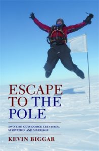 Escape to the Pole Kevin Biggar Ameli Antoinette Wealthypreneurs