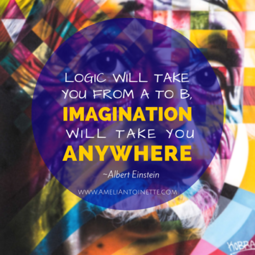 Imagination will take you ANYWHERE. Albert Einstein #WOW