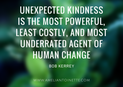 Unexpected kindness #WOW