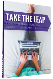 take the leap ameli antoinette